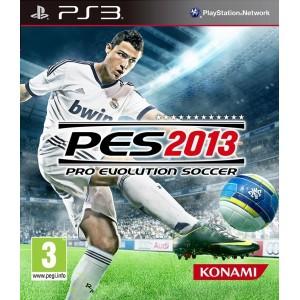 Pro Evolution Soccer 2013 [PS3]