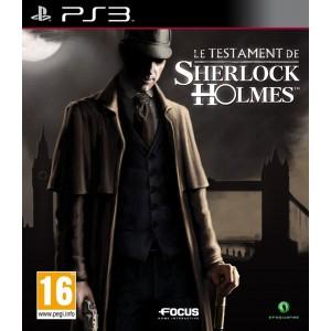 Le testament de Sherlock [PS3]