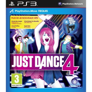 Just dance 4 [PS3]