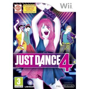 Just dance 4 [WII]