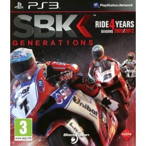 SBK Generations [PS3]