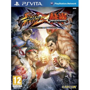 Street Fighter X Tekken [Vita]