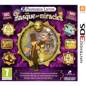 Professeur Layton et le Masque des Miracles [3DS]
