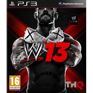 WWE 13 [PS3]