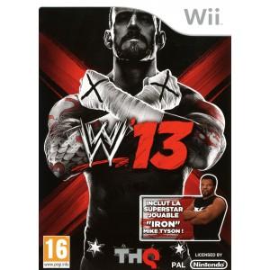 WWE 13 [WII]