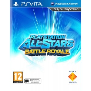 PlayStation All-Stars : Battle Royale [Vita]