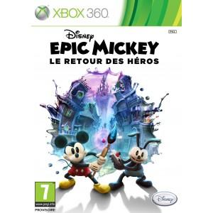 Disney Epic Mickey : Le retour des Héros [360]