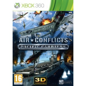 Air Conflicts : Pacific Carriers [360]