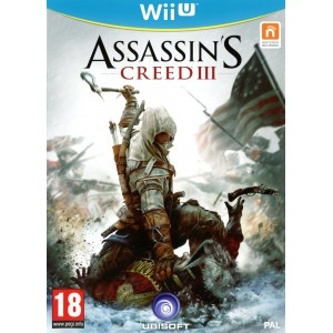Assassin's Creed III [Wii U]