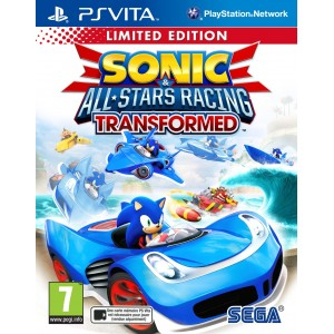 Sonic et All Stars Racing Transformed [Vita]