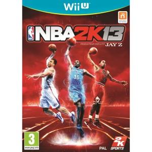NBA 2K13 [Wii U]