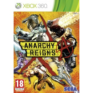 Anarchy Reigns [360]