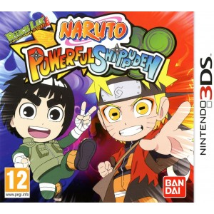 Naruto Powerful Shippuden [3DS]