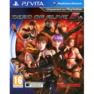Dead or Alive 5 Plus [Vita]