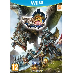 Monster Hunter 3 Ultimate [Wii U]