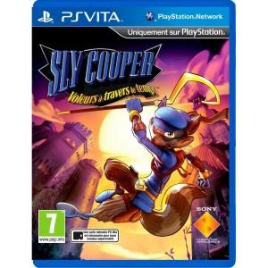 Sly Cooper : Voleurs à travers le Temps [Vita]