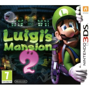 Luigi's Mansion 2 [3DS]