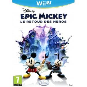 Disney Epic Mickey : Le retour des Héros [WII U]