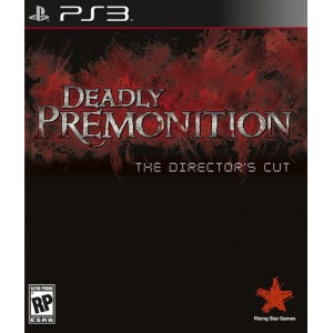 Deadly Premonition : The Director's Cut [PS3]