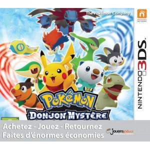 Pokémon Donjon Mystère : Les Portes de l'Infini [3DS]