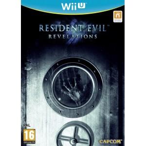 Resident Evil Revelations [Wii U]