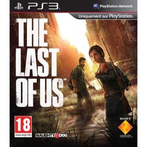 Achat The Last of Us pas cher sur PS3