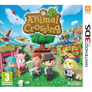 Animal Crossing : New Leaf [3DS]