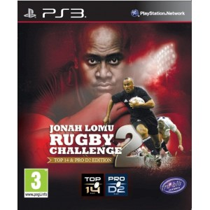 Jonah Lomu Rugby Challenge 2 [PS3]