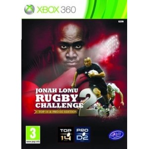 Jonah Lomu Rugby Challenge 2 [360]