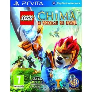Lego Chima - Le Voyage de Laval [Vita]