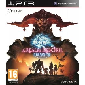 Final Fantasy XIV : A Real Reborn [PS3]
