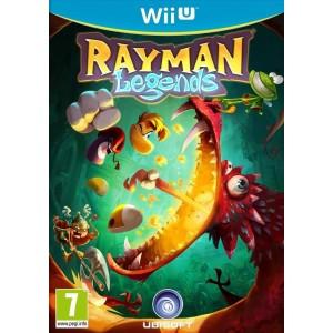 Rayman Legends pas cher [Wii U]
