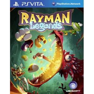 Rayman Legends pas cher [Vita]