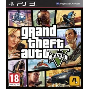 Grand Theft Auto V [PS3]