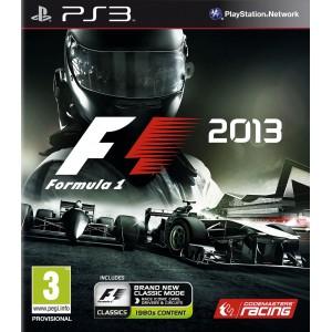 F1 2013 [PS3]