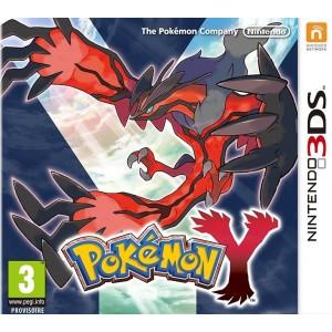 Pokémon Y pas cher sur 3DS