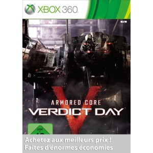 Armored Core : Verdict Day 360