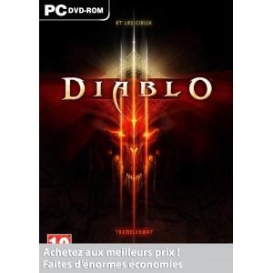 Diablo 3 pas cher sur PC et MAC
