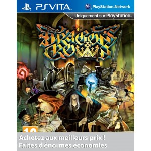 Dragon's Crown pas cher [Vita]