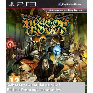 Dragon's Crown pas cher sur PS3