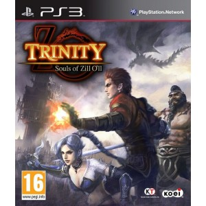 Trinity : Souls of Zill O'll [UK PS3]