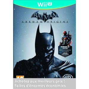 Batman : Arkham Origins pas cher sur Wii U