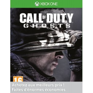 Call of Duty : Ghosts pas cher sur Xbox One
