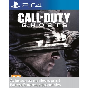 Call of Duty : Ghosts pas cher sur PS4